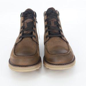 NIB Sorel Madson Moc Toe Waterproof Boot